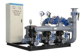 变频恒压供水控制柜简介