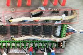 太阳能控制柜故障问答一:水箱排气口出水,电磁阀不会主动关闭,