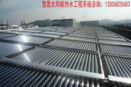海宁太阳能热水工程常见故障:水不热