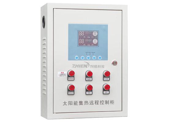 太阳能集热工程控制柜显示板,工程控制主板(单片机控制-弱电板)-智恩太阳能控制柜