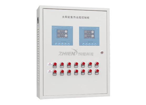 太阳能集热工程控制柜怎样设置?智恩FF01型太阳能集热控制柜使用说明-智恩太阳能控制柜
