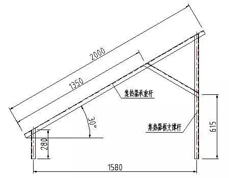 太阳能热水器支架-智恩太阳能控制柜