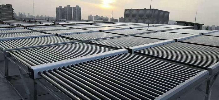 热水工程维修维保(太阳能热水工程、空气能热水工程)-智恩太阳能控制柜
